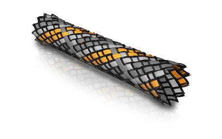 ViaBlue Kabelstrømpe (Orange) (Per M)