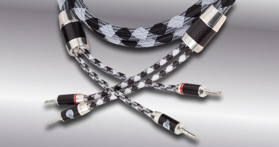 JIB Cables - Silver Uranium (3M)
