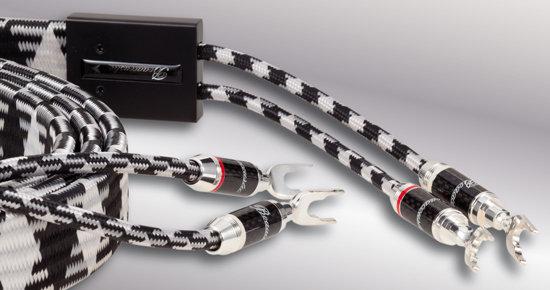 JIB Cables - Silver Zircon (3M)