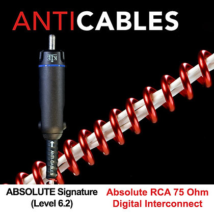 ABSOLUTE Signature 6.2 1.5m Digital Cable