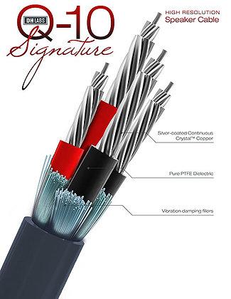 DH Labs - Q-10 (Per M) Speaker cable