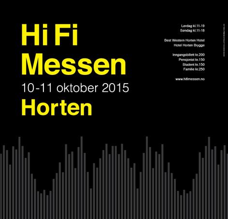 Hifikabel.no på Norske HiFimessen i Horten