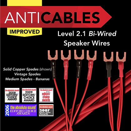 Anticables L2.1 - Bi-Wire