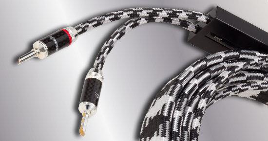 JIB Cables - Silver Zircon BFA (3M)