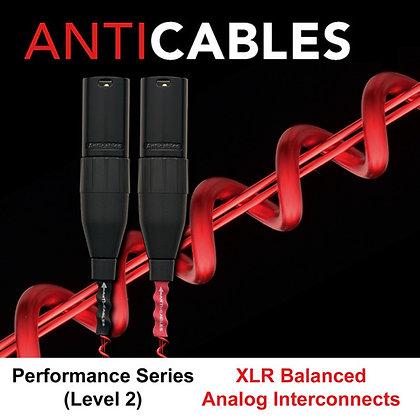 Level 2 Performance Analog XLR