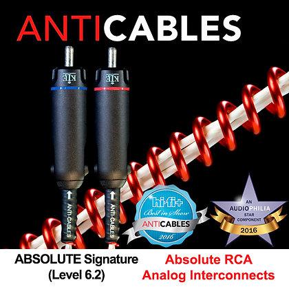 Level 6.2 ABSOLUTE Signature RCA