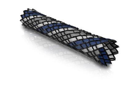 ViaBlue kabelstrømpe (Blue) (Per M)