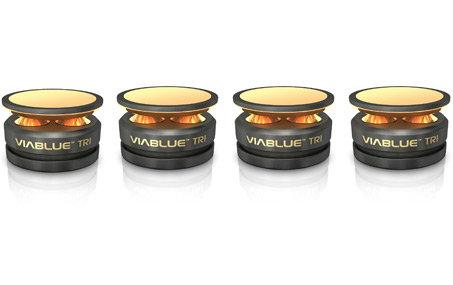 ViaBlue TriAbsorber Black - 4 stk