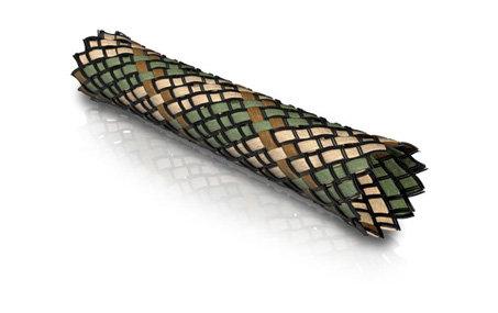 ViaBlue Kabelstrømpe (Army) (Per M)