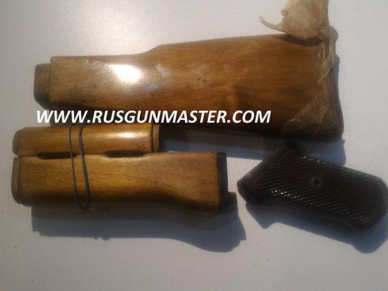 AK47 early wood set