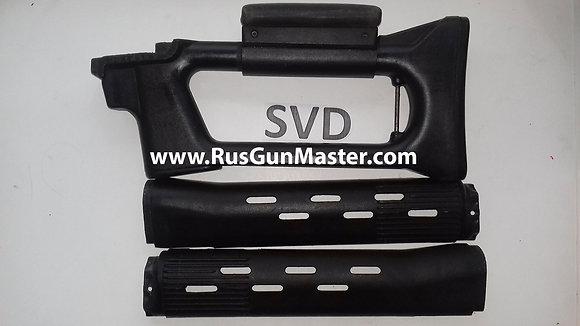 SVD polimer set, used
