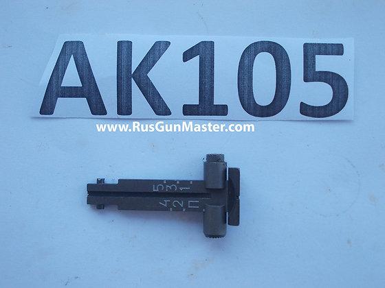 AK105 Rear Sight 500m