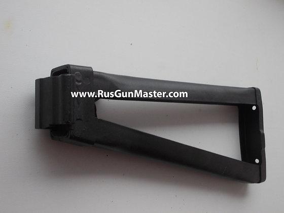 Folding butt stock for AKS74 IzhMash