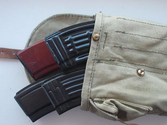 AK magazine belt pouch