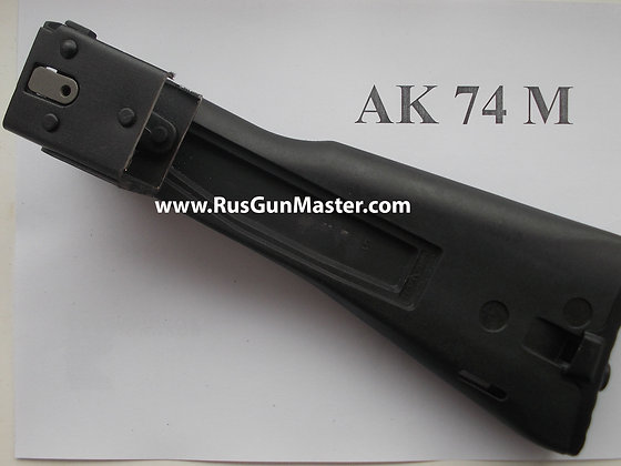 AK-100 and 74 series rear trunnion 5,5pin+butt stock