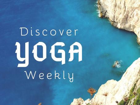 Discover Yoga Weekly: A Spotify Playlist