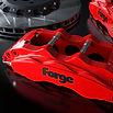 Raceline Forge 380 mm Big Brake Kit | Red