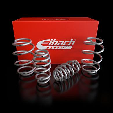 50mm Raceline Eibach Pro Kit Springs | Silver