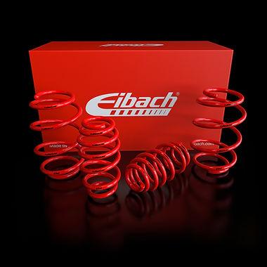 50mm Raceline Eibach Pro Kit Springs   Red