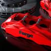 Raceline Forge 356 mm Big Brake Kit | Red