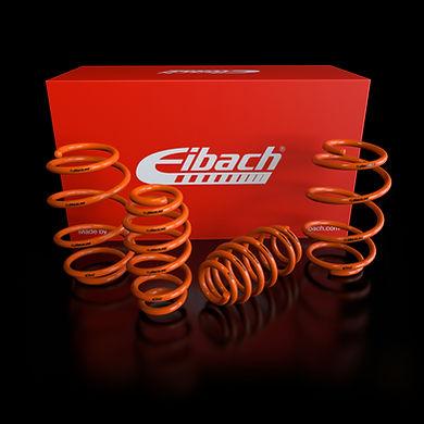 50mm Raceline Eibach Pro Kit Springs | Orange