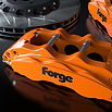 Raceline Forge 356 mm Big Brake Kit | Orange