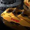 Raceline Forge 356 mm Big Brake Kit | Gold
