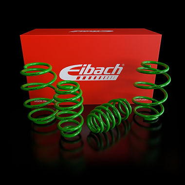 50mm Raceline Eibach Pro Kit Springs   Green