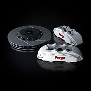 Raceline Forge 356 mm Big Brake Kit | White