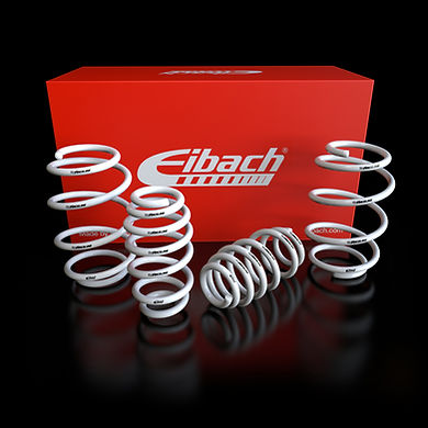 50mm Raceline Eibach Pro Kit Springs | White