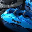 Raceline Forge 356 mm Big Brake Kit | Blue