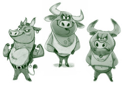 tv character concepts