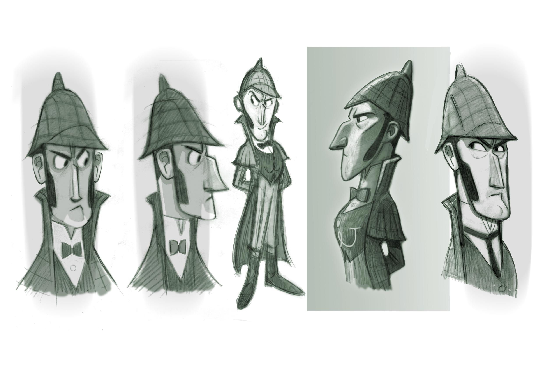 sherlock gnomes development
