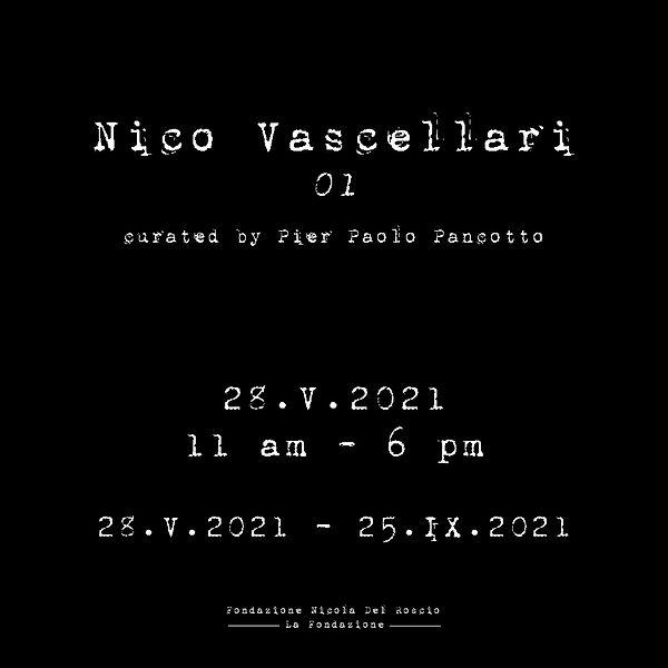 Nico Vascellari - 01 - invito 28 maggio.