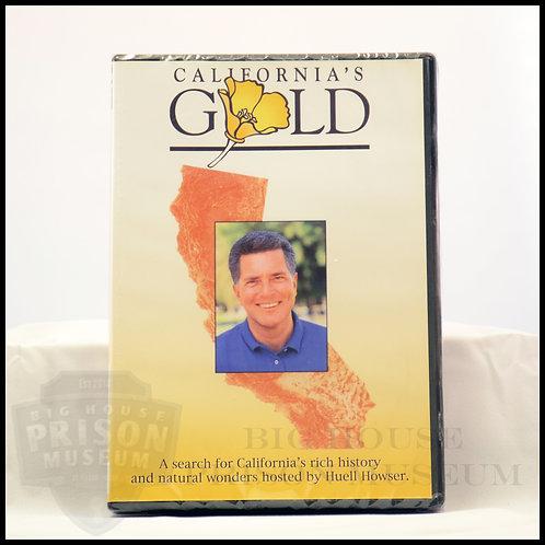 DVD: California's Gold w/Huell Howser