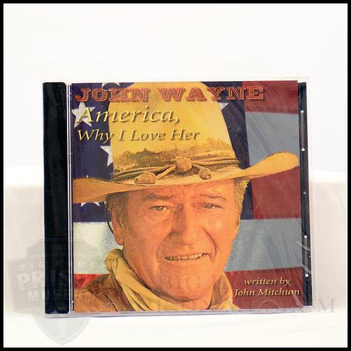 CD: John Wayne America, Why I Love Her