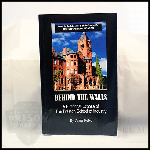 Behind the Walls by J'aime Rubio