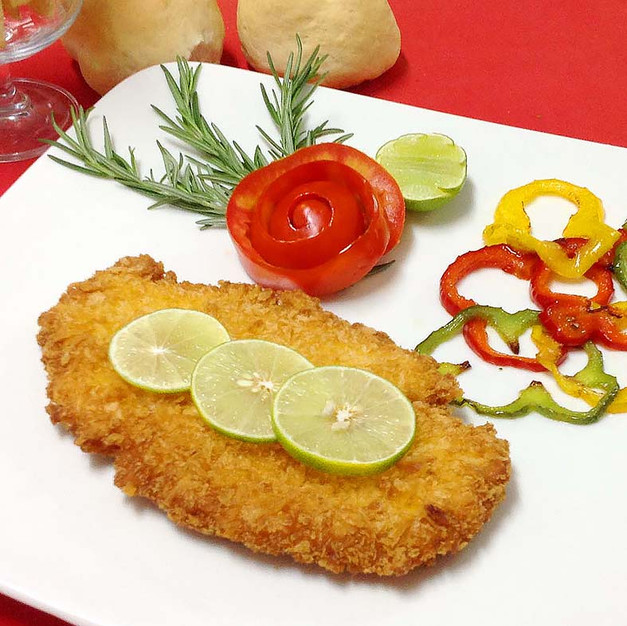 MILANESE (PORK OR CHICKEN)