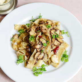 PAPPARDELLE FUNGHI TARTUFO