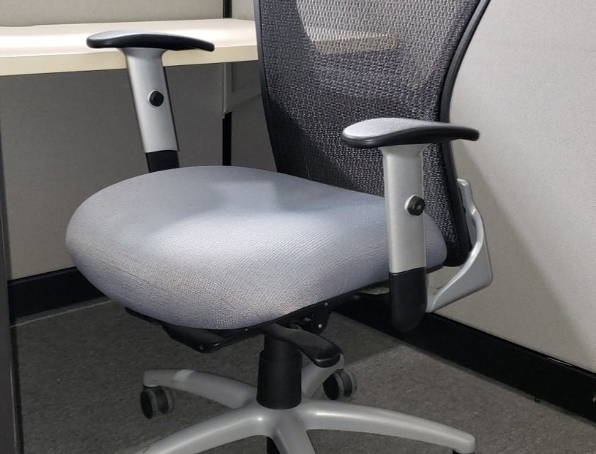 9to5 Strata GrayTask Chair