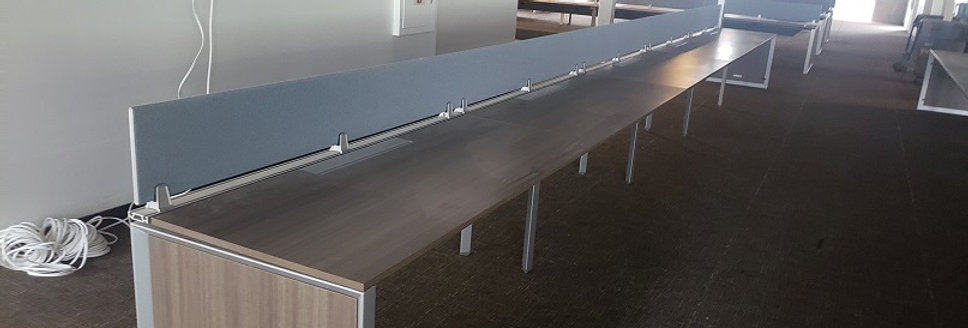 Steelcase Benching System