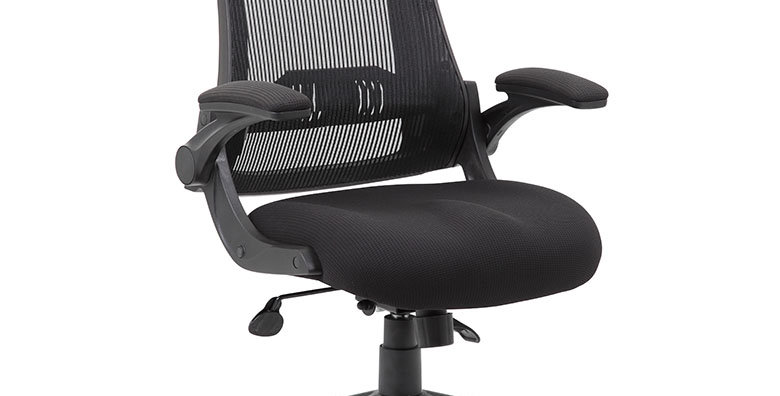 Boss Flip Arm Task Chair