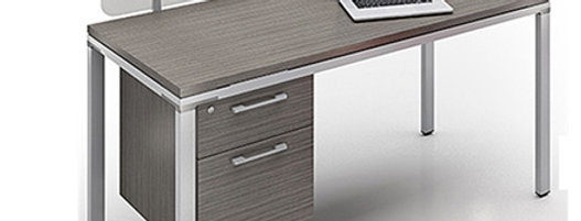Boss Simple System Desk