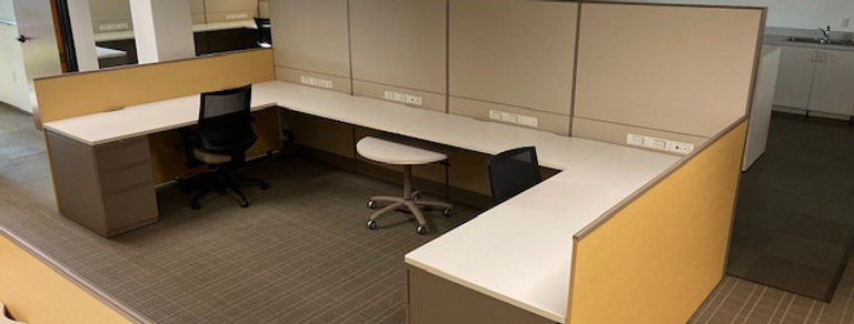 Teknion Workstations