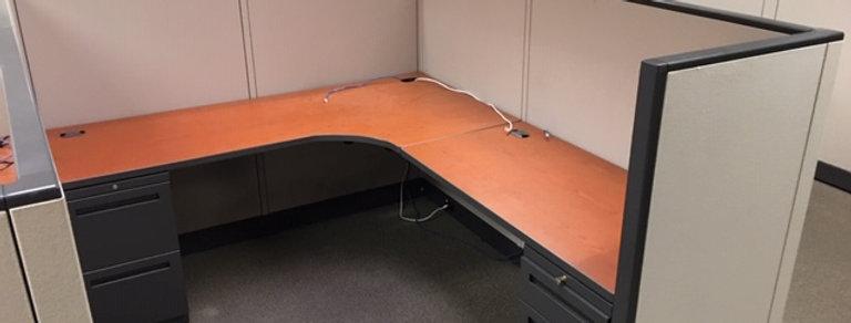 Allsteel Consensus 6x7 Workstations