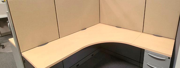 Steelcase Kick Workstations