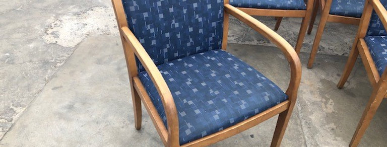 Wooden Guest Chairs