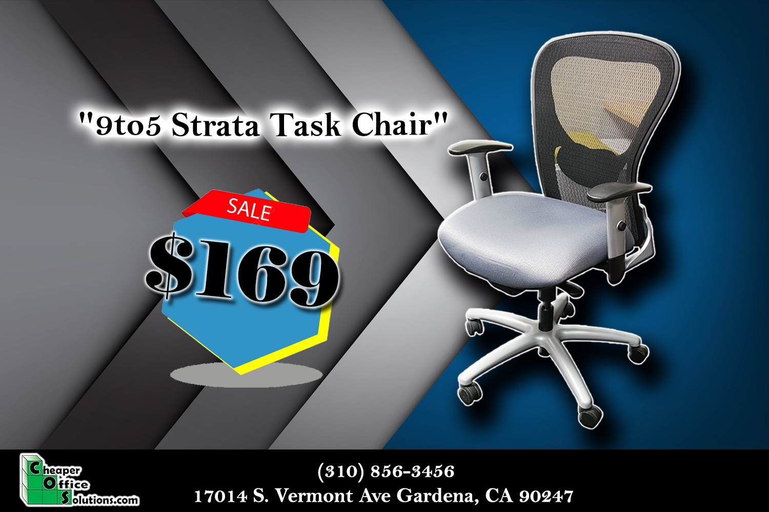 9 to 5 Strata Task Chair