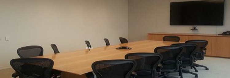Maple 10'x4' Conference Table