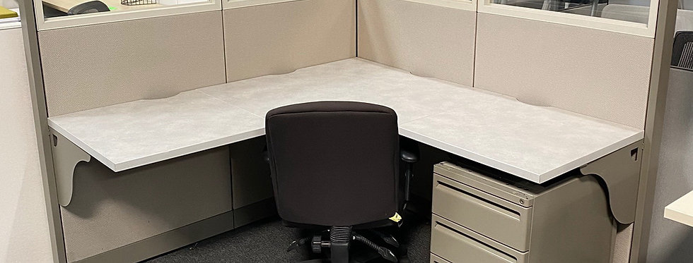 Steelcase Answer Glass Workstations